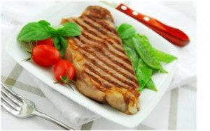 90 denní dieta - maso, zelenina, ...