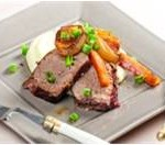jídelníček na hubnutí - maso a zelenina