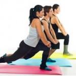 ženy, cvičení