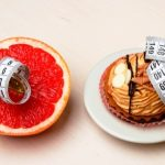grapefruit a kolac s mereci paskou