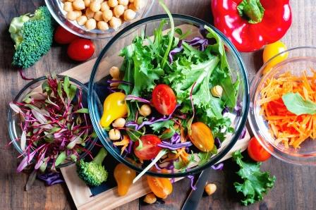 hubnuti do leta zeleninovy salat