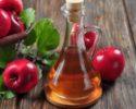 Jablečný ocet při hubnutí – má či nemá vliv???