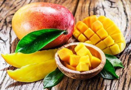 čerstvé ovoce pri hubnuti