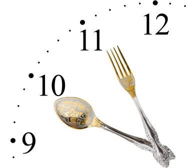 pravidelnosť stravovania pri chudnutí