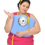 rychlá dieta - žena